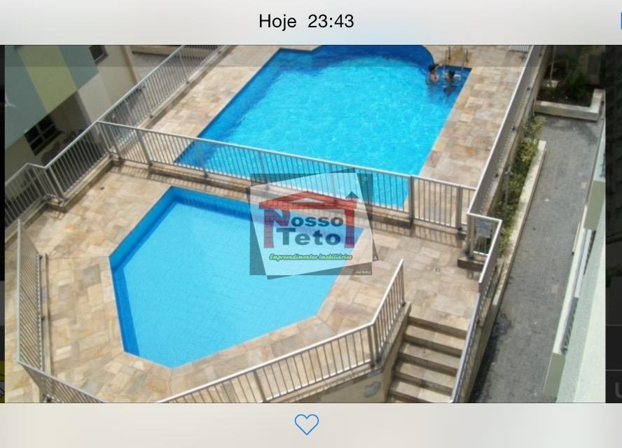 Apartamento de 2 dormitórios à venda em Vila Jaguara, São Paulo - SP