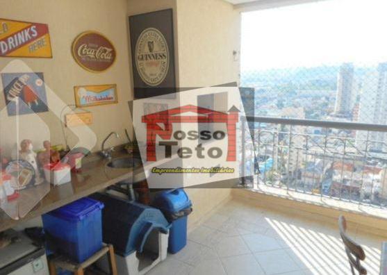 leopoldina - provenceapartamento com 171m2 de área util - andar alto, face norte, 3 suítes com...