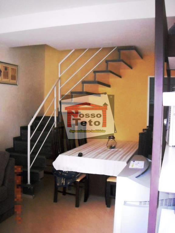 Sobrado de 2 dormitórios à venda em Jaraguá, São Paulo - SP