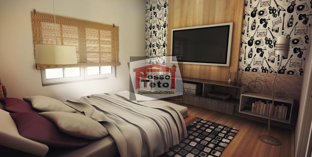 Sobrado de 2 dormitórios à venda em Serpa, Caieiras - SP