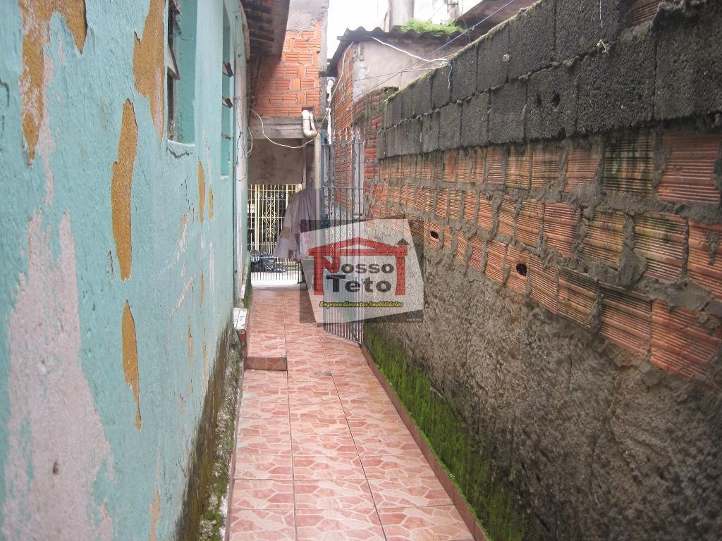 Casa de 4 dormitórios à venda em Vila Clarice, São Paulo - SP