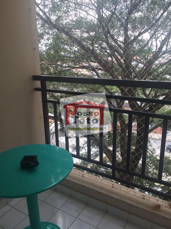 Apartamento de 2 dormitórios à venda em Vila Pereira Barreto, São Paulo - SP