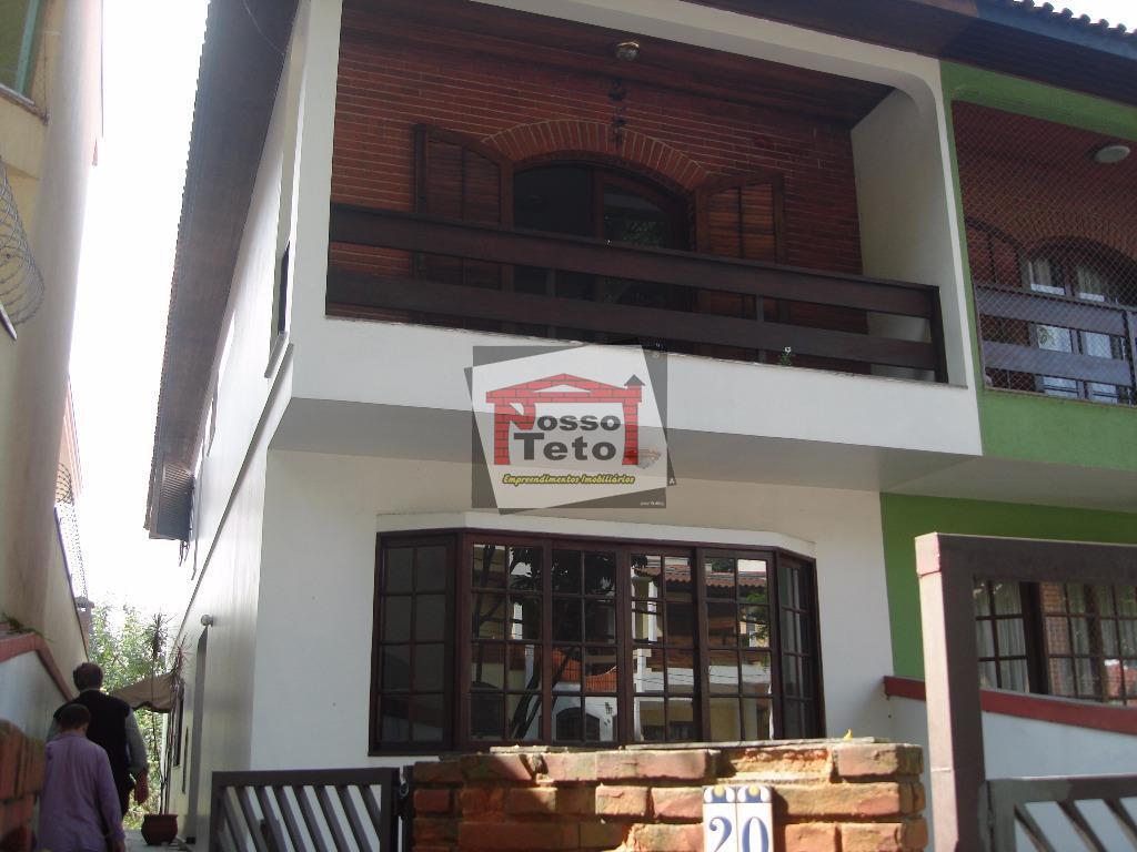 Sobrado residencial à venda, City Recanto Anastácio, São Paulo.