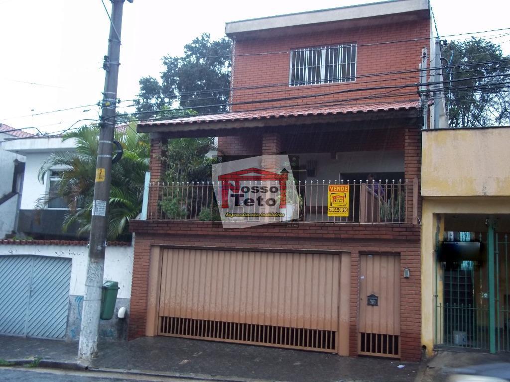 Sobrado de 3 dormitórios à venda em Vila Jaguara, São Paulo - SP