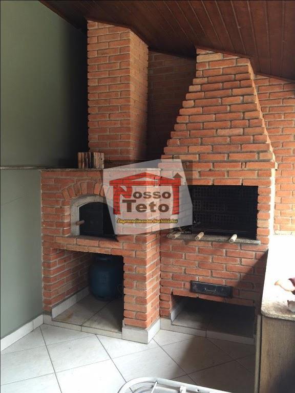 Sobrado de 4 dormitórios à venda em Aldeia Da Serra, Barueri - SP