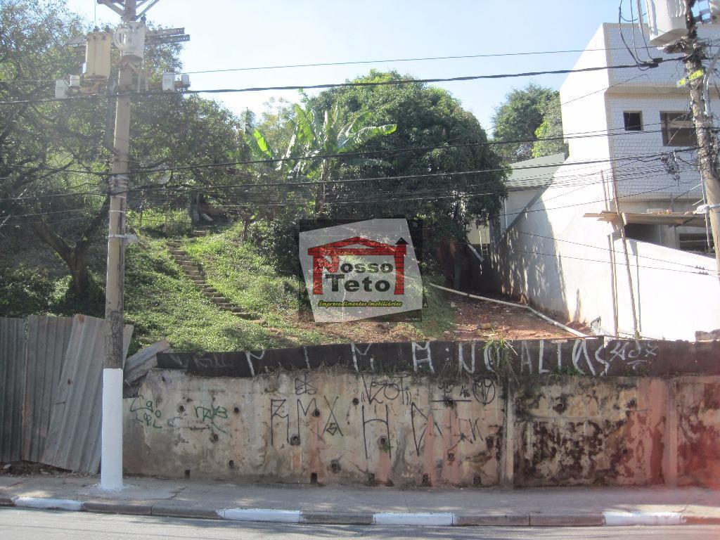 pirituba - mangalot / são domingos - terreno.terreno com 25 de frente por 80 de fundos...