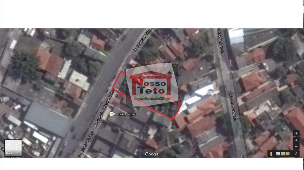pirituba - vila mangalot - terreno.imóvel situado na a avenida joaquim de oliveira freitas (antiga rua...