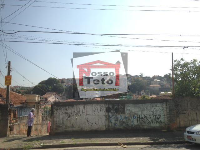 Terreno residencial à venda, Pirituba, São Paulo.