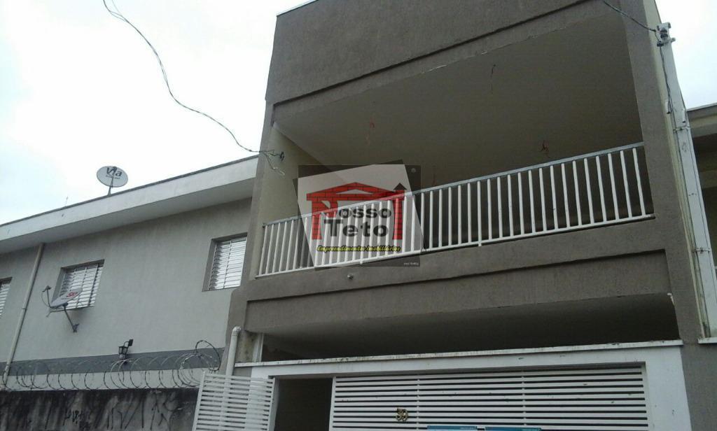 Sobrado  residencial para venda e locação, Vila Mangalot, São Paulo.