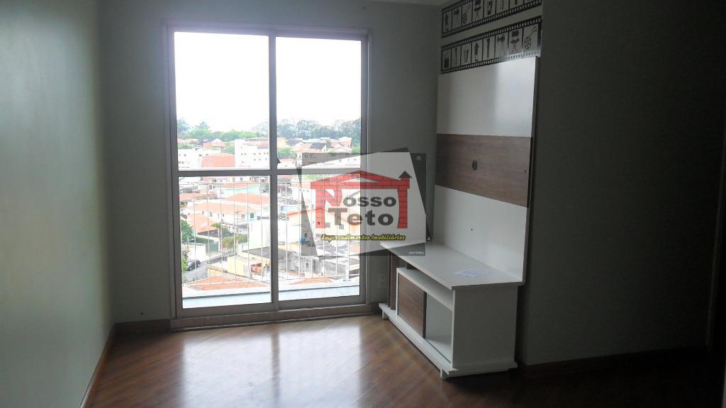 Apartamento residencial à venda, Parque Maria Domitila, São Paulo - AP2172.