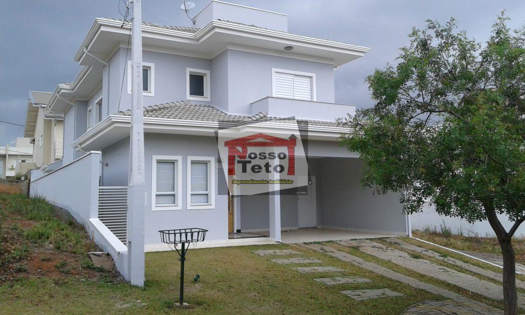 Casa  residencial para locação, Condomínio Reserva da Mata, Vinhedo.