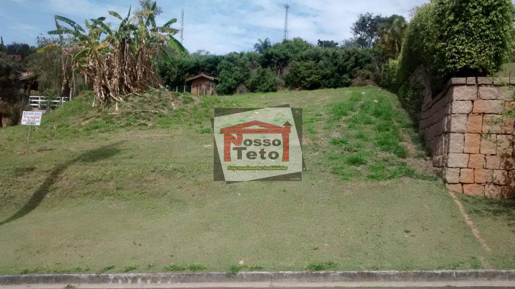 Terreno  residencial à venda, Condomínio Chácaras do Lago, Vinhedo.
