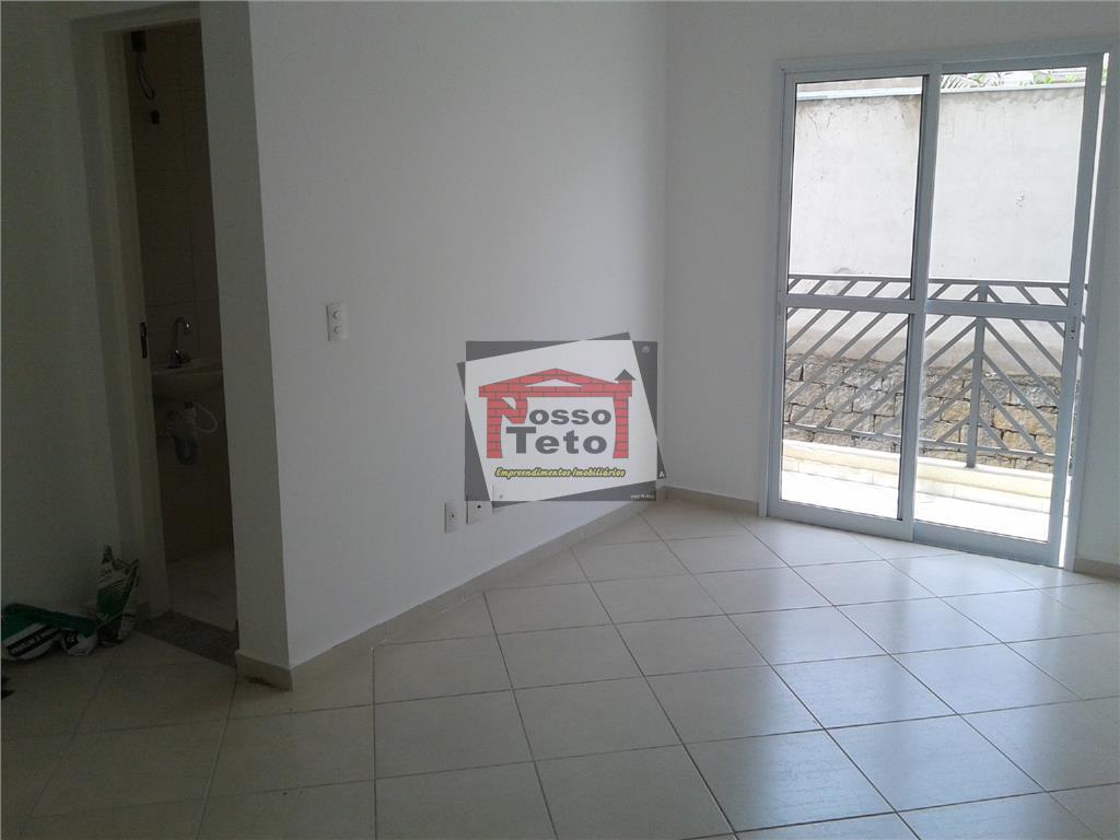 apartamento novo com 62,34 m2 privativos prédio com elevador sala com sacada dois quartos sendo um...