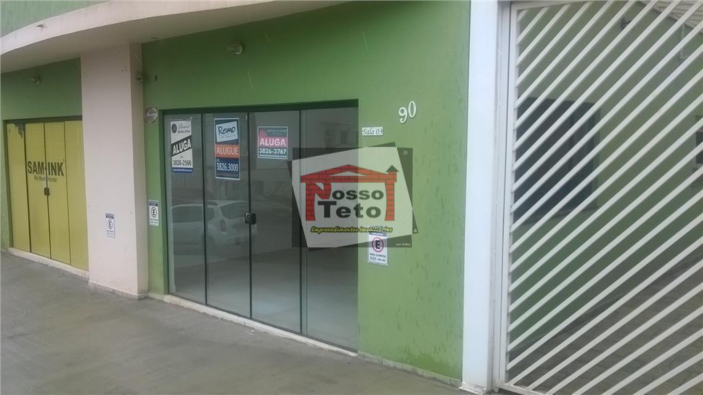 Sala comercial para locação, Centro, Vinhedo.