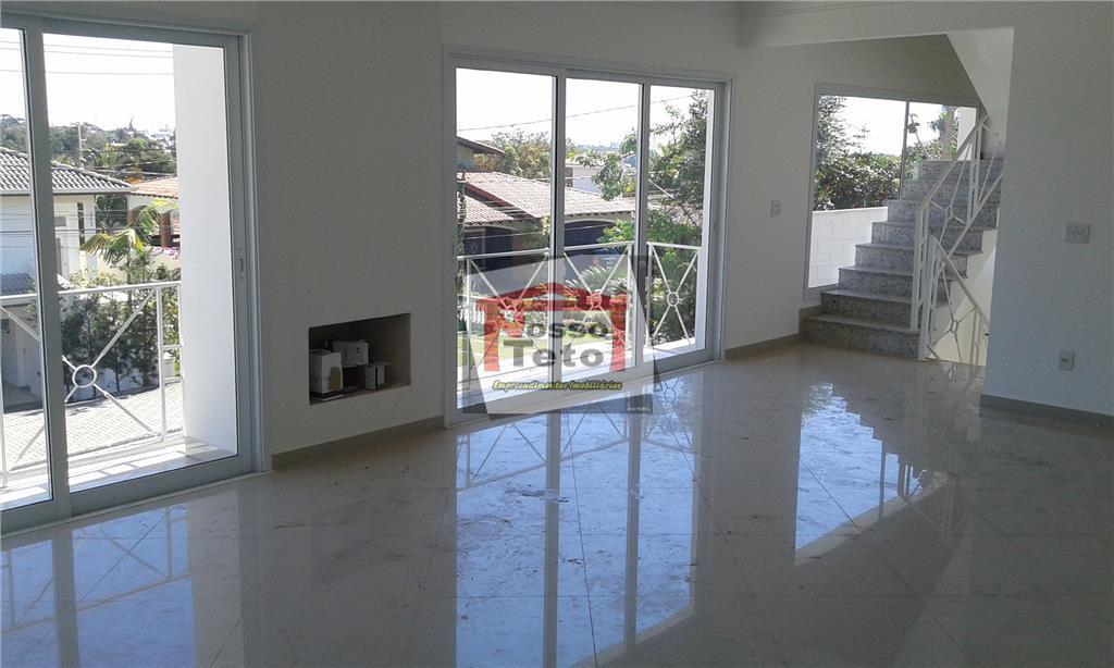 casa nova (primeira locação) com 5 dormitórios sendo 2 suítes, todos com a/e, sala 2 ambientes...