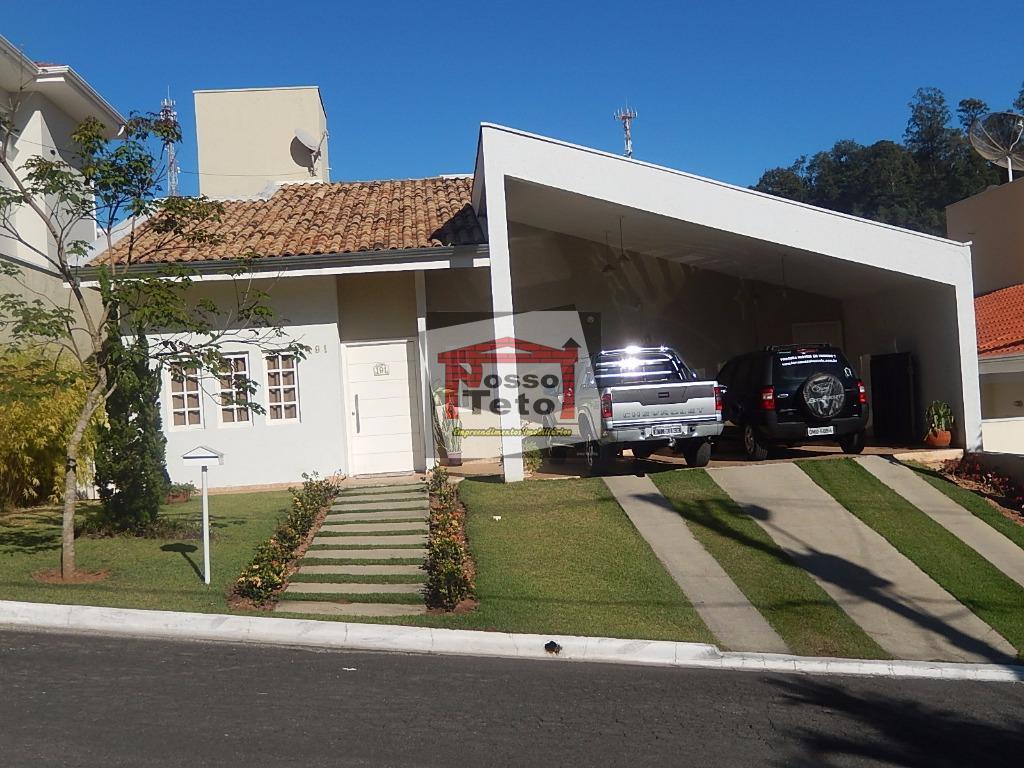 Casa  Térrea  à venda, Condomínio São Miguel, Vinhedo.