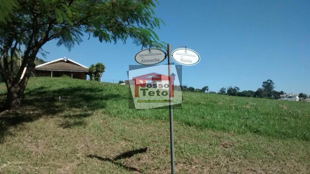 Terreno residencial à venda, Condomínio Residencial Terras de Santa Tereza, Vinhedo.