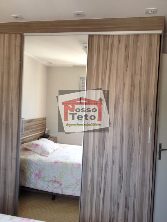 freguesia do ô - rua da balsa - residencial veritaapartamento com 02 dormitórios com armários embutidos,...