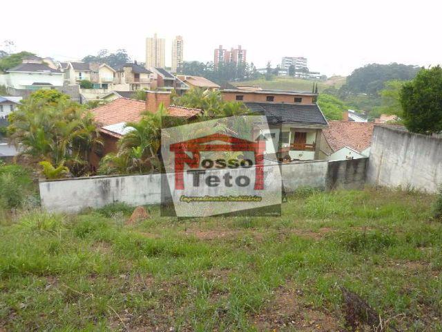 Terreno residencial à venda, City América, São Paulo - TE0194.