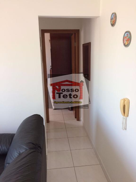 Apartamento de 1 dormitório à venda em Vila Caiçara, Praia Grande - SP