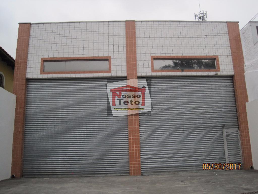 Galpão comercial para locação, Pirituba, São Paulo.