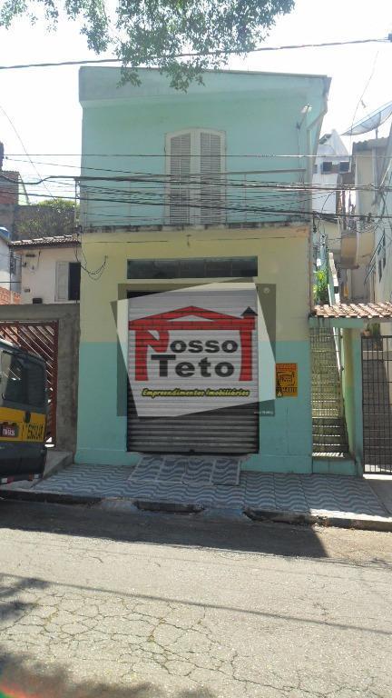 Casa residencial à venda, Parque São Domingos, São Paulo.