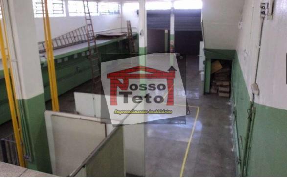 Alugo R$ 8.000,00 Galpão Piqueri