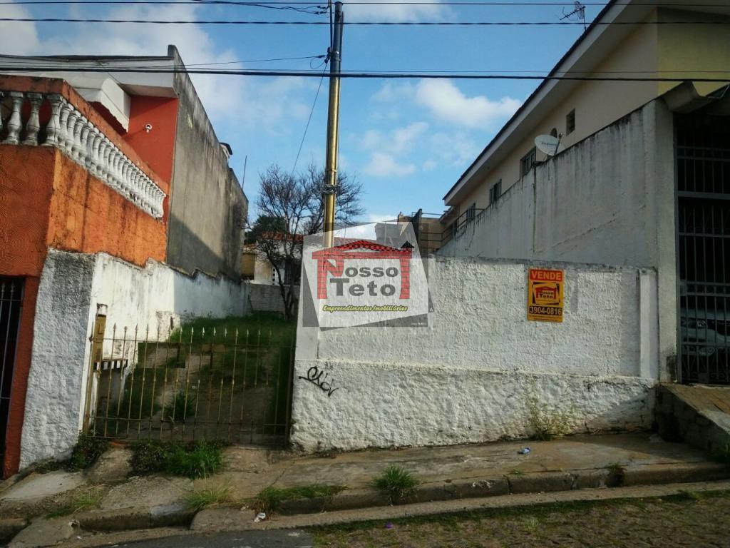 Terreno residencial à venda, Vila Piauí, São Paulo.
