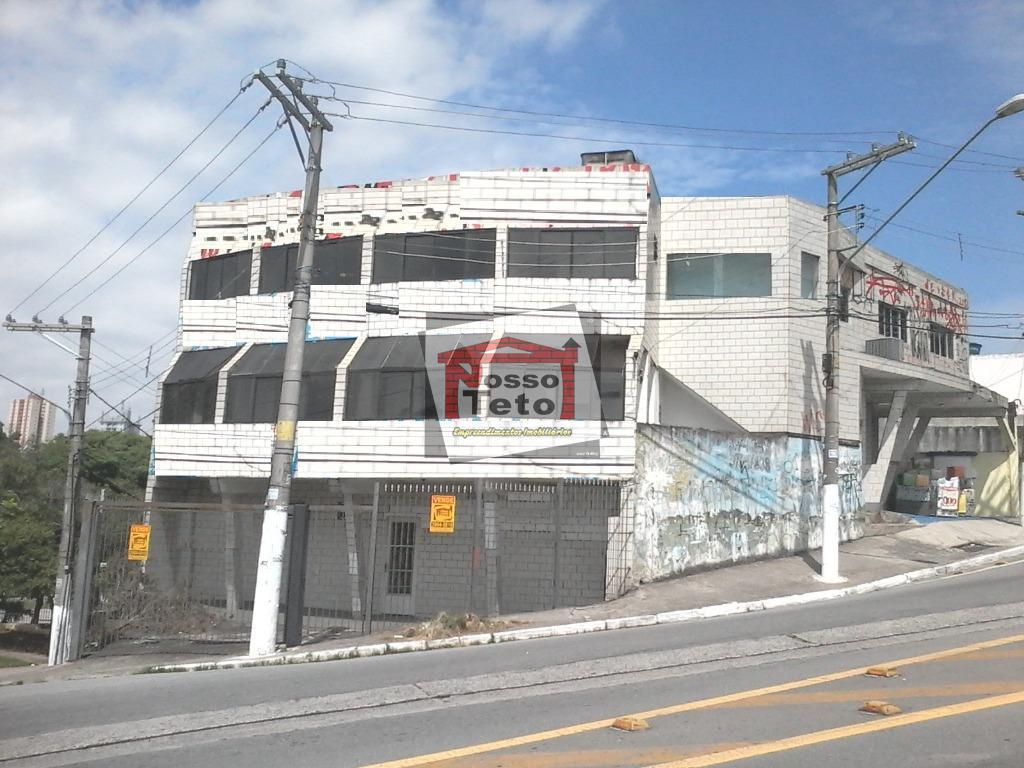Prédio comercial à venda, Jardim Cidade Pirituba, São Paulo.