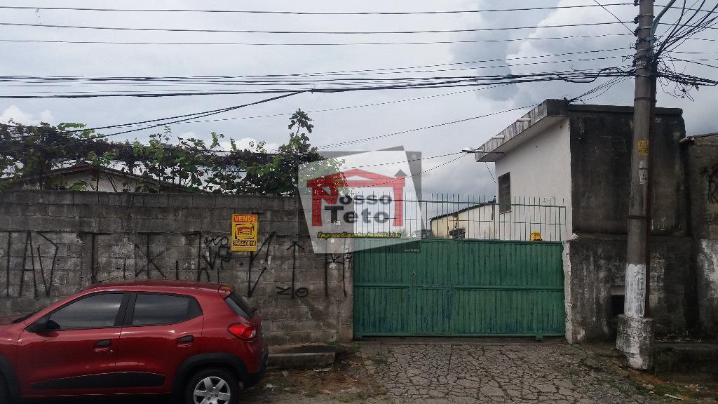 Terreno residencial à venda, Jaraguá, São Paulo.