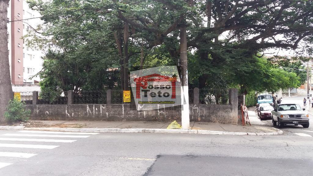 Terreno residencial à venda, Vila Mangalot, São Paulo.