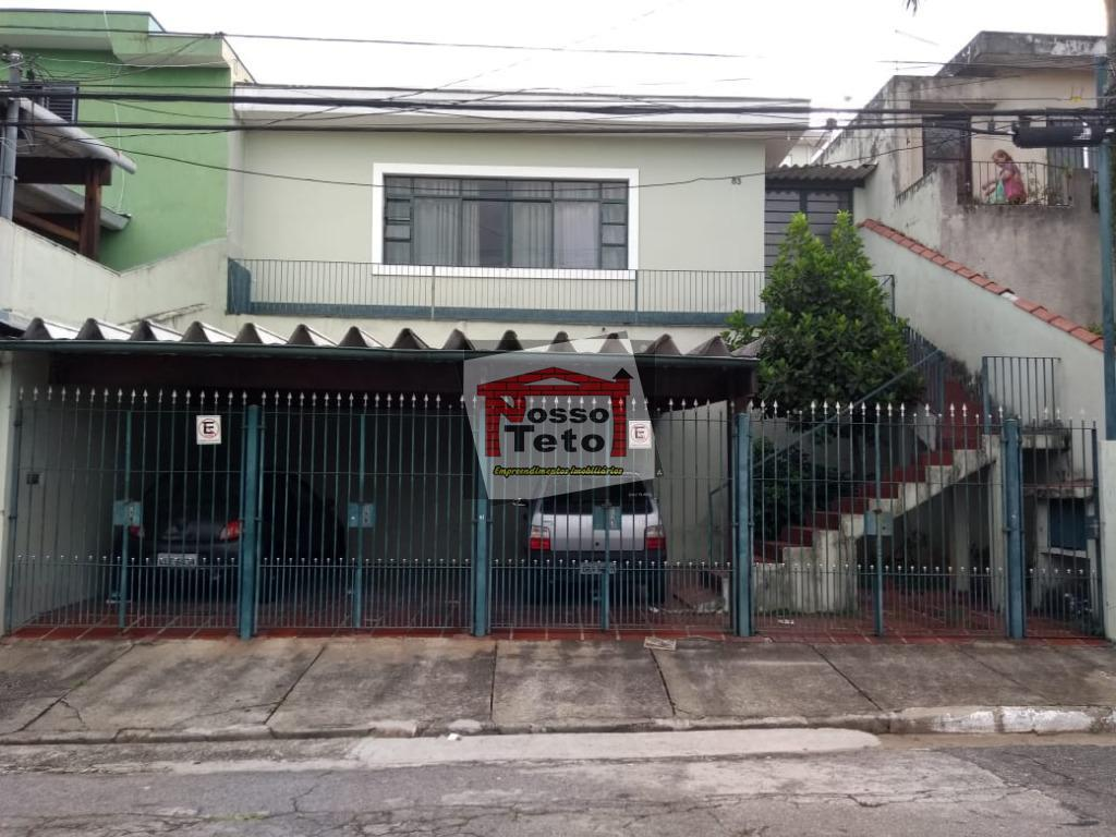 Casa residencial à venda, Jardim Santo Elias, São Paulo.
