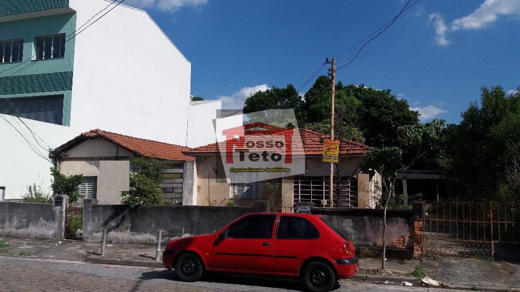 Terreno residencial à venda, Vila Jaguara, São Paulo.