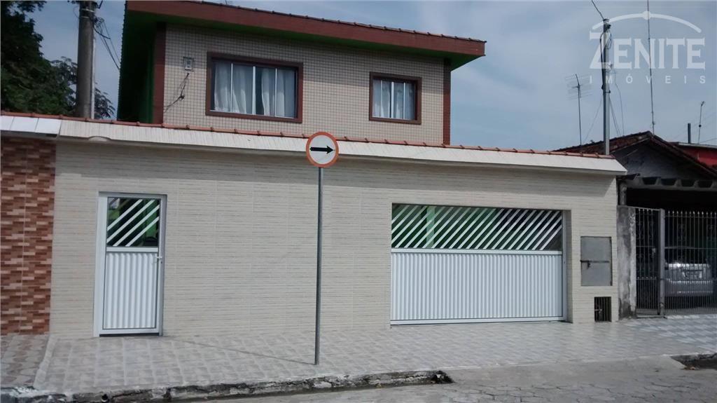 Apartamento residencial à venda, Cidade Ocian, Praia Grande - AP0195.