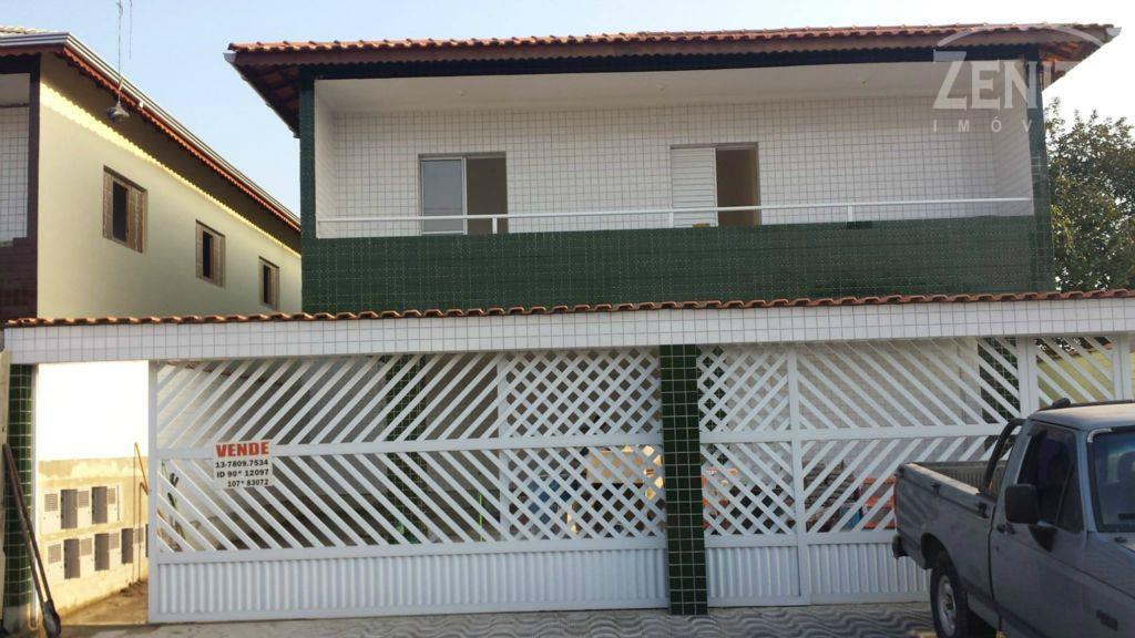 Casa  residencial à venda, Jardim Anhangüera, Praia Grande.
