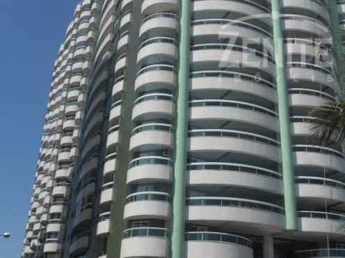 Apartamento  residencial para locação, Canto do Forte, Praia Grande.