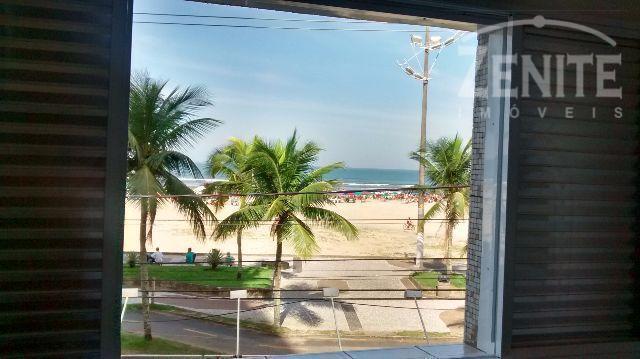 Apartamento  residencial para locação, Guilhermina, Praia Grande.