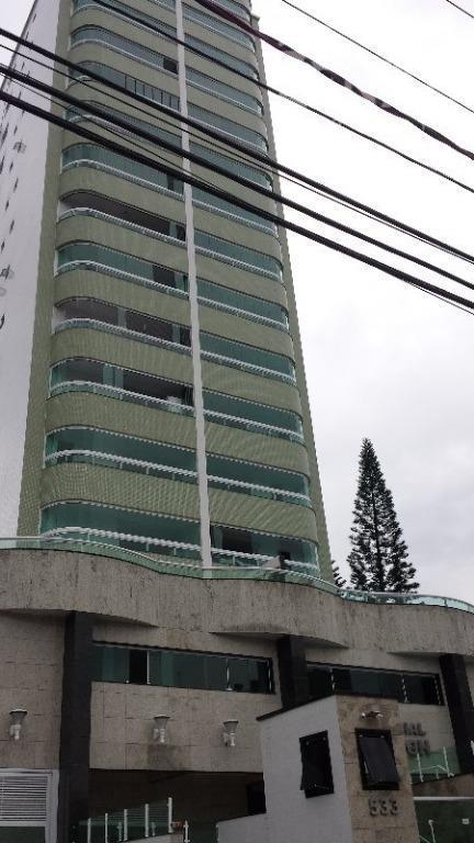 Apartamento residencial à venda, Cidade Ocian, Praia Grande - AP0410.