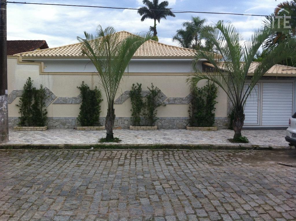 Casa  residencial à venda, Jardim Real, Praia Grande.