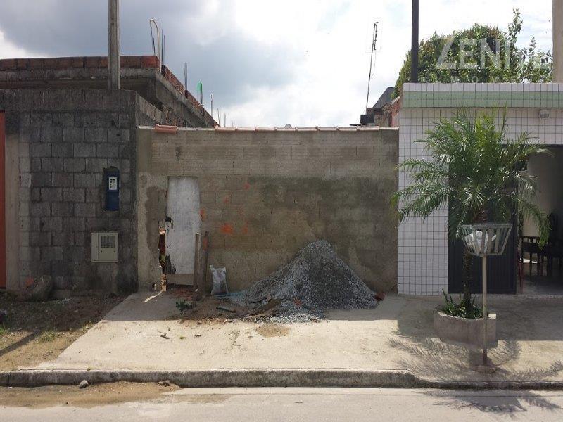 Terreno  residencial à venda, Jardim Trevo, Praia Grande.
