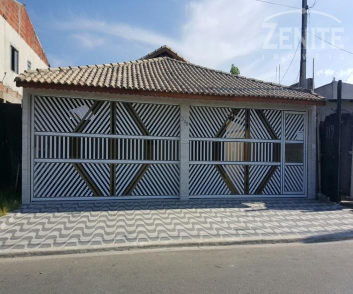 Casa  residencial à venda, Jardim Imperador IV, Praia Grande.