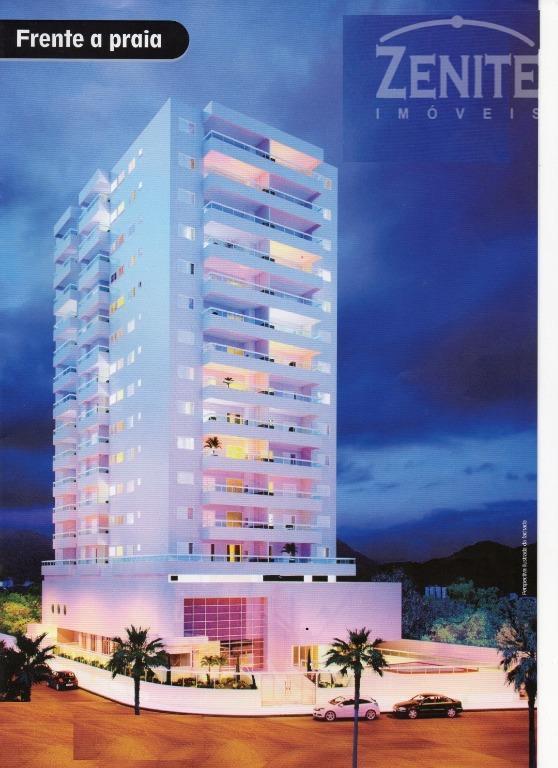 Apartamento  residencial à venda, Balneário Flórida, Praia Grande.
