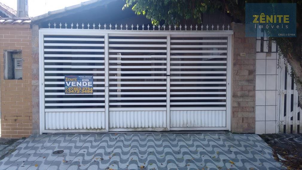 Selecione residencial à venda, Balneário Maracanã, Praia Grande.