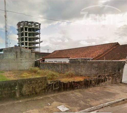 Terreno  residencial à venda, Vila Mirim, Praia Grande.