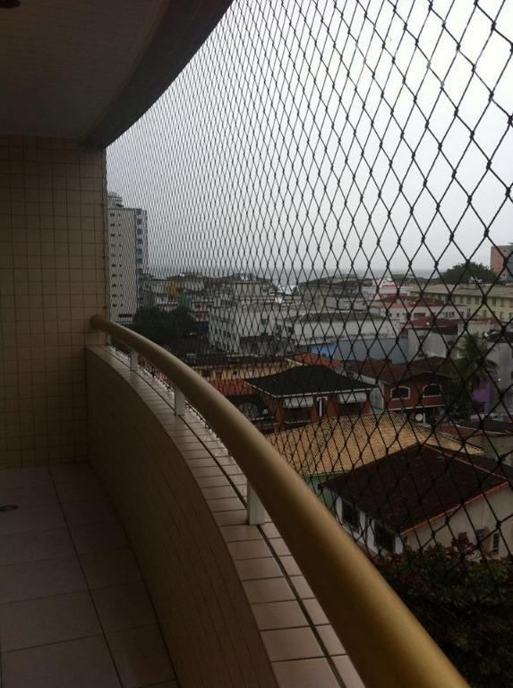 Apartamento  residencial à venda, Cidade Ocian, Praia Grande.