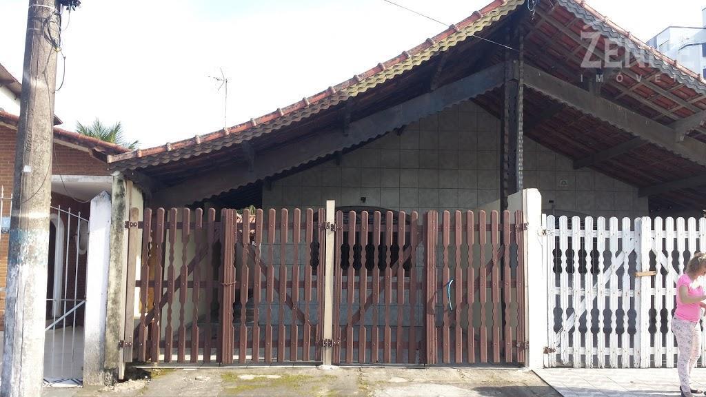 Casa  residencial para locação, Vila Mirim, Praia Grande.