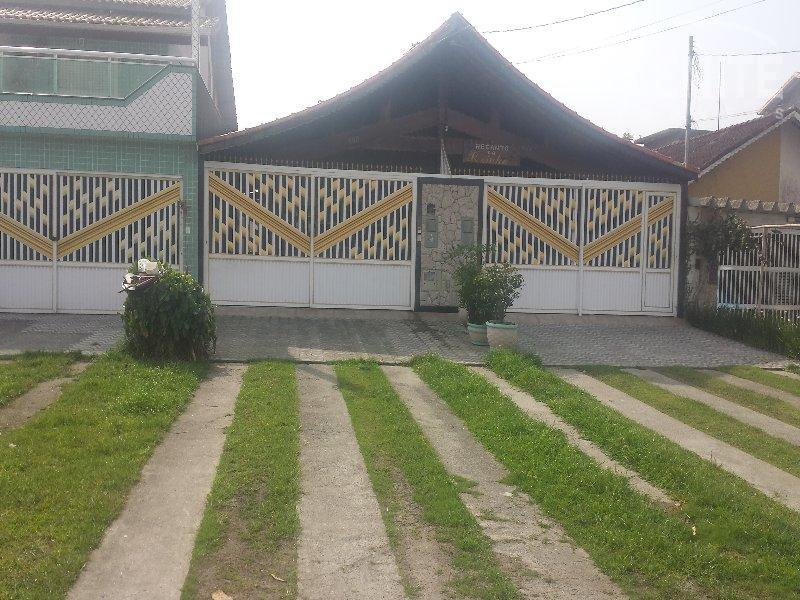 Casa  Alto Padrão à venda, Tude Bastos (Sítio do Campo), Praia Grande.