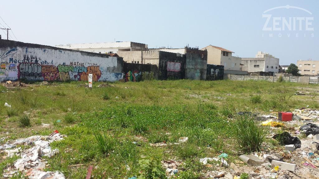 Terreno  comercial para locação, Cidade Ocian, Praia Grande.