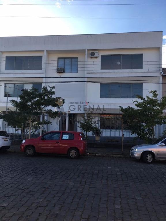 Prédio comercial já alugado e a venda em Canoas
