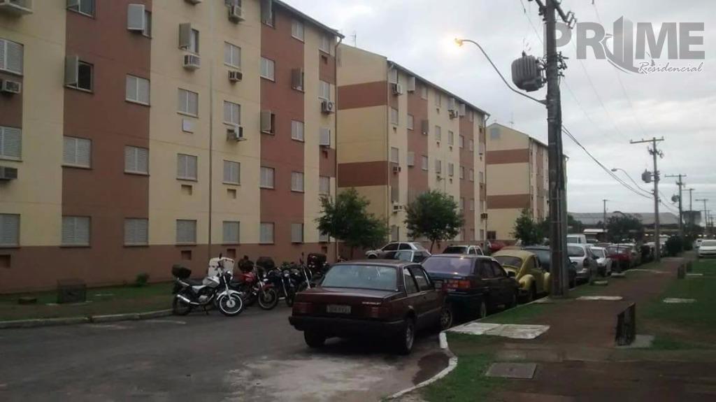 Apartamento residencial à venda, Jardim Dona Leopoldina, Porto Alegre.